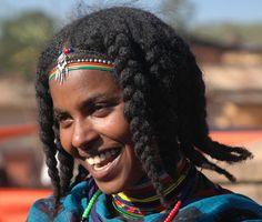 "Africa | ""Eastern Omo River. Ethiopia"" | ©Rita Willaert"