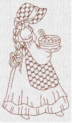 Desenho para panos de cozinha