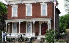 Sherman House Museum Lancaster, Ohio