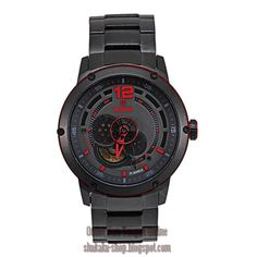 Jam Tangan Expedition E-6638 Full Black Red Rp 1,275,000 | BB : 21F3BA2F | SMS :083878312537
