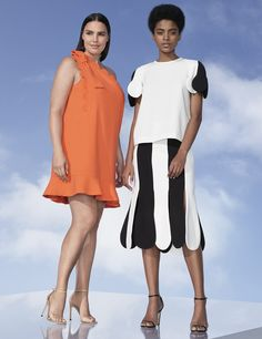 d131a184422 See Every Single Piece From Victoria Beckham s Target Collaboration via   WhoWhatWear Target Dresses