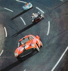 fabforgottennobility:   Sports car races at the... - La Velocita'
