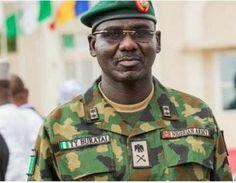 Nobody can divide Nigeria in my time—  Chief of Army Staff, Lt-Gen, Tukur Buratai tells Biafran agitators