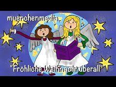 O du fröhliche - Weihnachtslieder deutsch | sing mit - YouTube