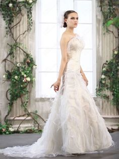 #Luxury Wedding Dress