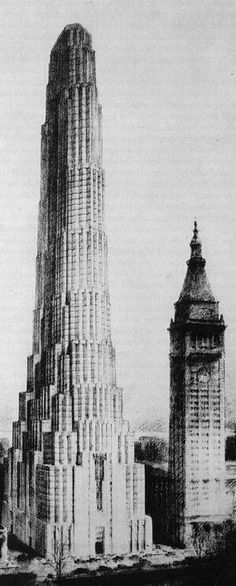 NEW YORK | Metlife North Building | 1454+ FT | 100 FLOORS | NEVER COMPLETED - Page 3 - SkyscraperPage Forum