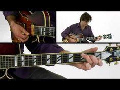 1-2-3 Jazz Chord Melody - #25 Arrangement - Guitar Lesson - Frank Vignola - YouTube