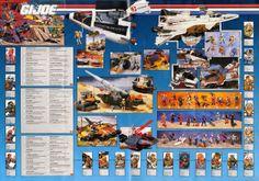 YOJOE.COM   G.I. Joe Catalog (