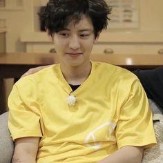 Baekhyun, Chanyeol Cute, Park Chanyeol Exo, Chanbaek, Exo Ot12, Chansoo, 5 Years With Exo, Memes Funny Faces, Exo Memes