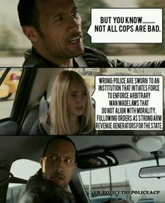 Police...not so much 'Serve and Protect'