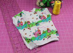 "Shirt ""Princess"" Größe 80 von Lelo Designs Berlin auf DaWanda.com"