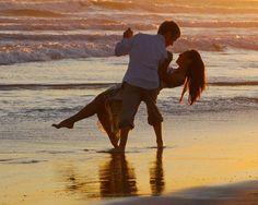 8x10 romantic dip me photo of a couple by jatockey on Etsy, $20.00