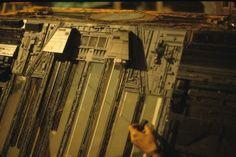 Huge making of Bladerunner models.