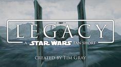 STAR WARS LEGACY - Fan Short
