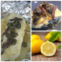 Sicilian Style Halibut Lemon Olive Oil, Halibut, Sicilian, Fish And Seafood, Beef, Sunshine Coast, Chicken, Recipes, Style