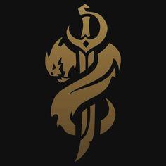 League Of Legends Logo, League Of Legends Characters, Cool Symbols, Profile Logo, Spooky Tattoos, Anime Weapons, Photo Logo, Mobile Legends, Dragon Art