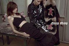 Miu Miu S/S 2013 by Inez & Vinoodh