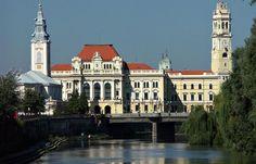 Oradea_City_Hall turn primarie oradea