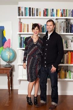 A Designing Duo Show Us Around Their Artsy Noe Abode