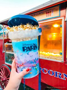 From Cookies and Cupcakes to Crepes, check out our list of the Best Things to Eat at Disneyland Paris! Parc Disneyland Paris, Disneyland Food, Tokyo Disneyland, Disney Pixar, Disney Food, Disney Parks, Walt Disney, Disney Vacations, Disney Trips