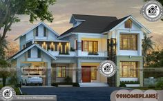 Simple Indian House Design Pictures with Best Double Storey House Plans Having , Indian Home Design, Kerala House Design, Simple House Design, House Front Design, Double Storey House Plans, Double House, 20x40 House Plans, Indian House Plans, House Design Pictures