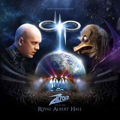 Devin Townsend Project – Ziltoid Live at the Royal Albert Hall…