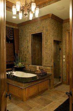 Carver Tubs 72 inch x 42 inch Whirlpool II Package - 12 Jets Custom Home Builders, Custom Homes, Whirlpool Tub, Modern Bathroom, Bathroom Ideas, Corner Bathtub, House Tours, 42 Inch, Soaking Tubs