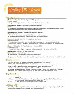 36 beautiful resume ideas that work make your resume stand out by using