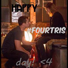 4/6/15- Happy #FourTris day!!!! <4 <4 <4<4 <4 <4 :)