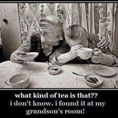 Love it! I want to be this kind of grandma one day:)