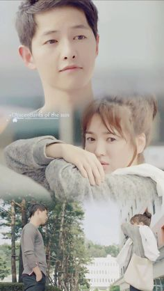 Song Joong-ki and Song Hye-kyo Descendants of the sun My Love From Another Star, My Big Love, Desendents Of The Sun, Descendants Of The Sun Wallpaper, Song Joong Ki Birthday, Song Joon Ki, Sun Song, Best Kdrama, Moorim School