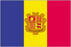 Andorra Flag - Fly-Me Flag