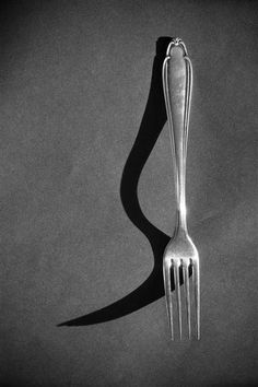 Shadows in Photography: Fork