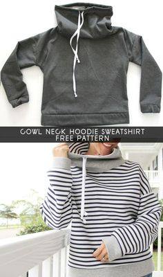 How to sew a Cowl Ne