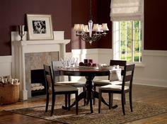 wine themed dining room - dining room designs - decorating ideas