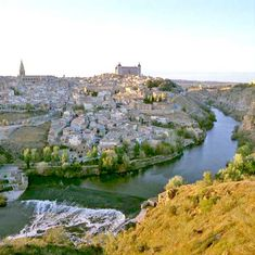 Historic City of Toledo, Castile-La Mancha, Spain (UNESCO World Heritage Site)