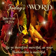 Today's Word: