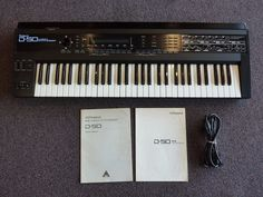 MATRIXSYNTH: ROLAND D-50 Linear Synthesizer in Excellent Condit...
