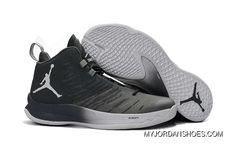 e851e7a486e1 Cheap Sale Jordan Super.Fly 5 Cool Grey White Authentic