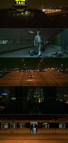 Collateral (2004) | Cinematography by Dion Beebe and Paul Cameron | Directed by Michael Mann
