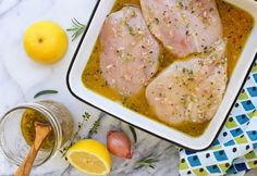 8 Easy Marinades With 5 or Fewer Ingredients