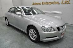 Japanese vehicles to the world: 2007/FEB Toyota MARK X 250G for Kenya to Mombasa