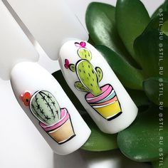Daisy Nails, Flower Nails, Palm Nails, Nailart, Nail Drawing, Subtle Nails, Crazy Nail Art, Nail Stencils, Geometric Nail Art
