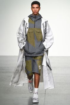 Christopher Raeburn Spring 2018 Menswear Fashion Show Collection