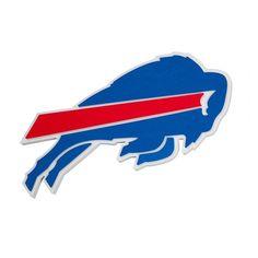 Buffalo Bills Sign 3D Foam Logo