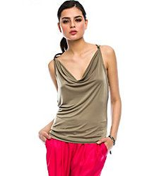 PARTY SAFE    DRAPED PLUNGE TANK, $48