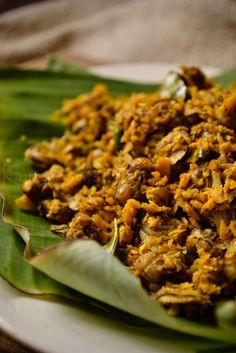 Kerala- Seafood Recipes Clam Recipes, Fish Recipes, Seafood Recipes, Indian Food Recipes, Recipies, Easy Healthy Recipes, Vegetarian Recipes, Easy Meals, Kitchens