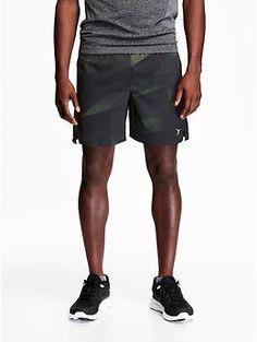 Puma Core 7' Running Shorts SS15 Mens Black