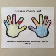 We begin this unit with a story of a man who had a thankful heart so that our preschoolers can see thankfulness played out in action. Bibl...