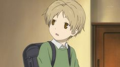 Image in - Natsume Yuujinchou ♥ collection by - しお ♪ Manga Anime, Anime Art, Natsume Takashi, Natsume Yuujinchou, Bishounen, Aesthetic Pictures, Anime Love, Manhwa, Kawaii